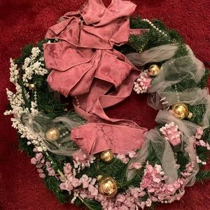 Other - Wreath pink